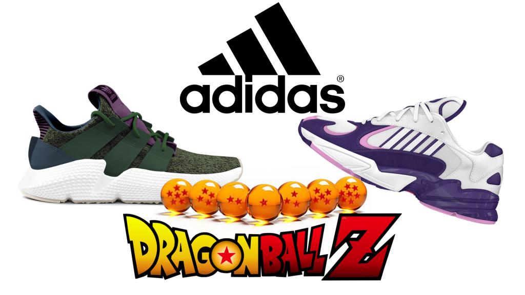 zapatos adidas dragon ball
