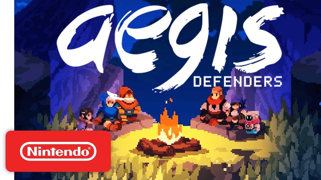 Aegis Defenders llegará a Nintendo Switch, con Shovel Knight en sus filas