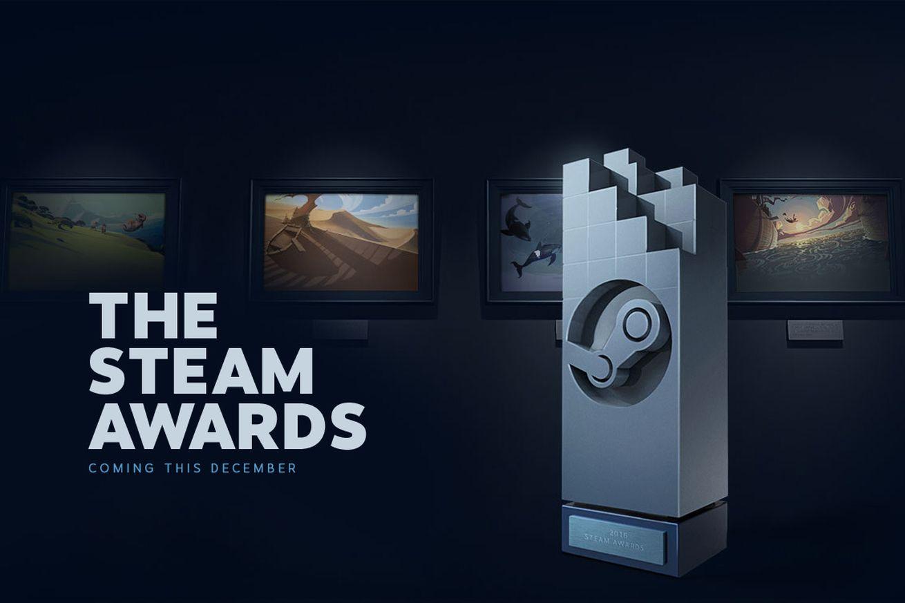 Los ganadores de los curiosos Steam Awards