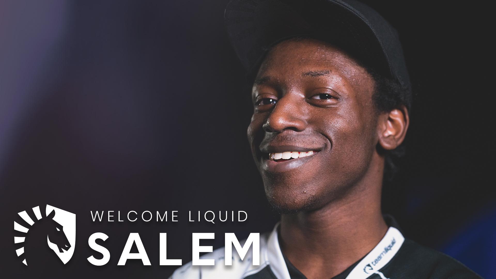 ¡Salem ficha por Team Liquid!