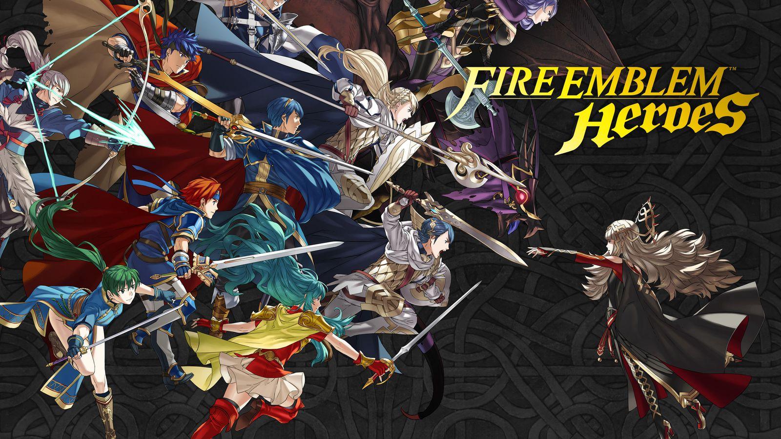 Ephraim llega a Fire Emblem Heroes