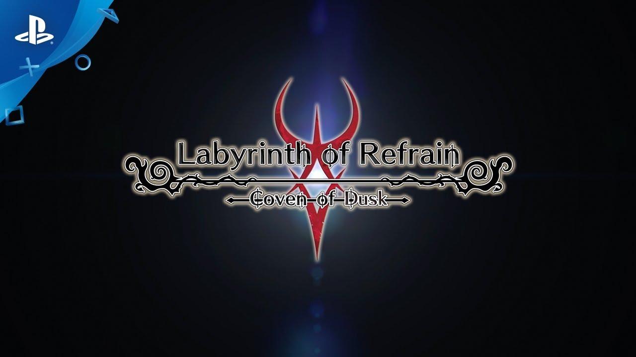 Labyrinth of Refrain: Coven of Dusk saldrá en otoño del 2018