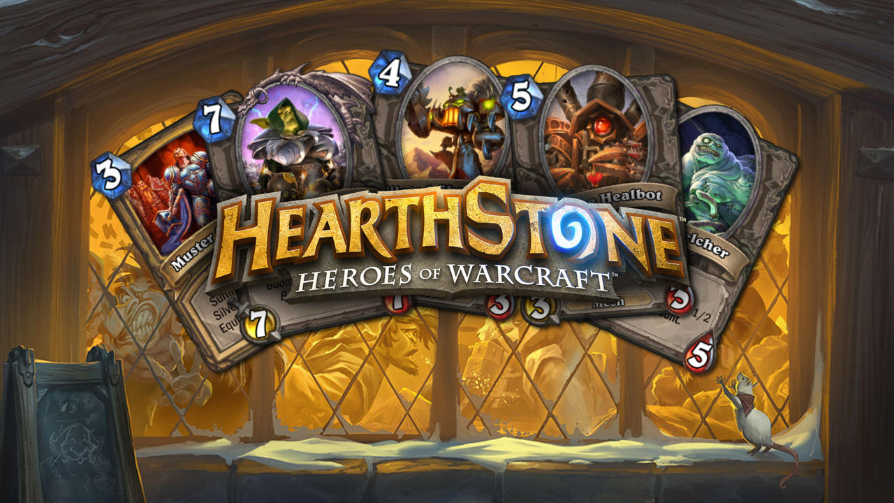 Nueva expansión de Hearthstone será anunciada este mes