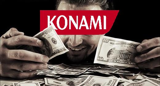 Konami, la empresa que se olvido de como hacer videjuegos.