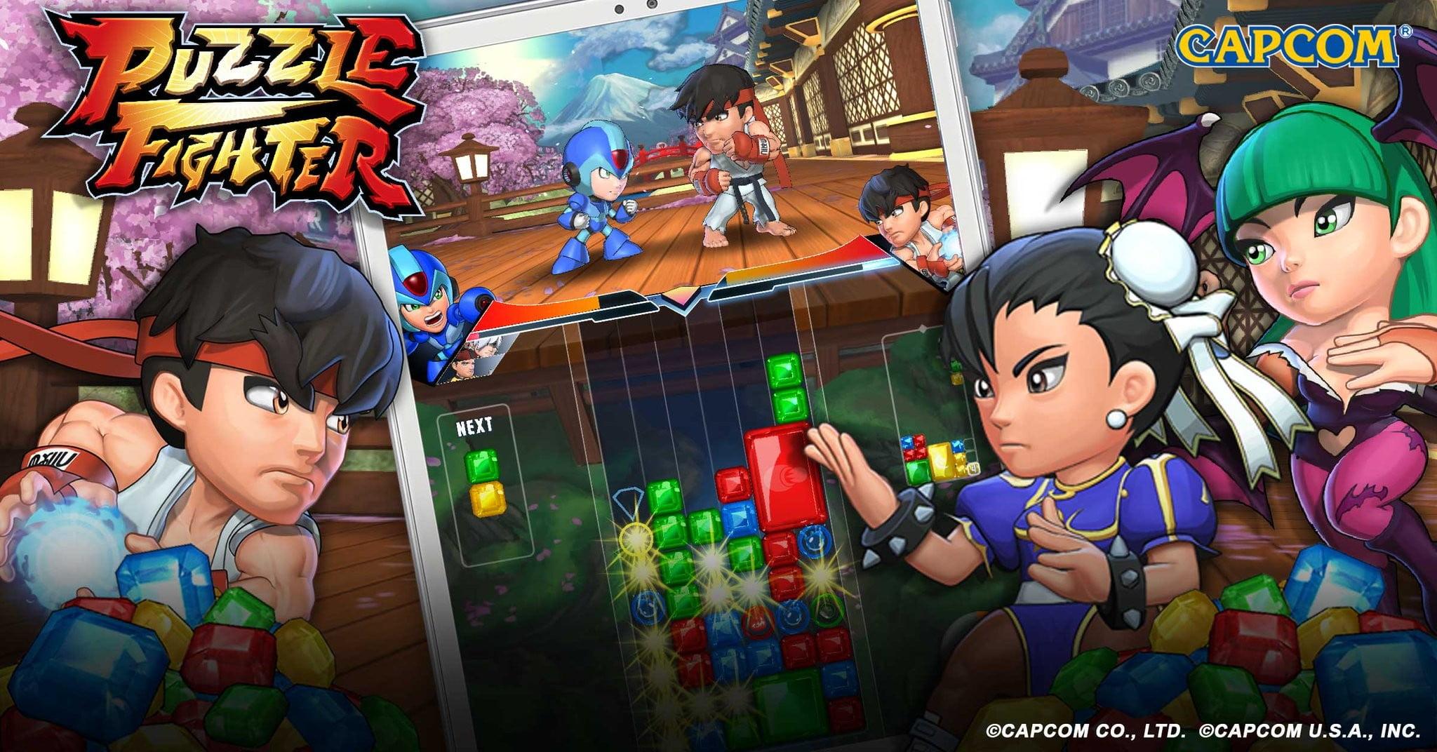 Rumor: Puzzle Fighter estará en PC y consolas