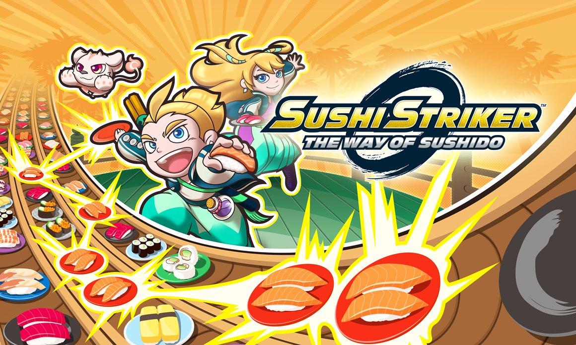 ¡Peleas de Sushi!