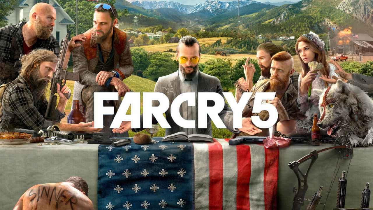 Far cry 5 el mejor título de la franquicia