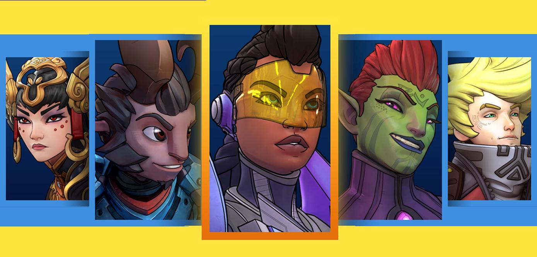 Mientras tanto… en la Beta de Icons: Combat Arena