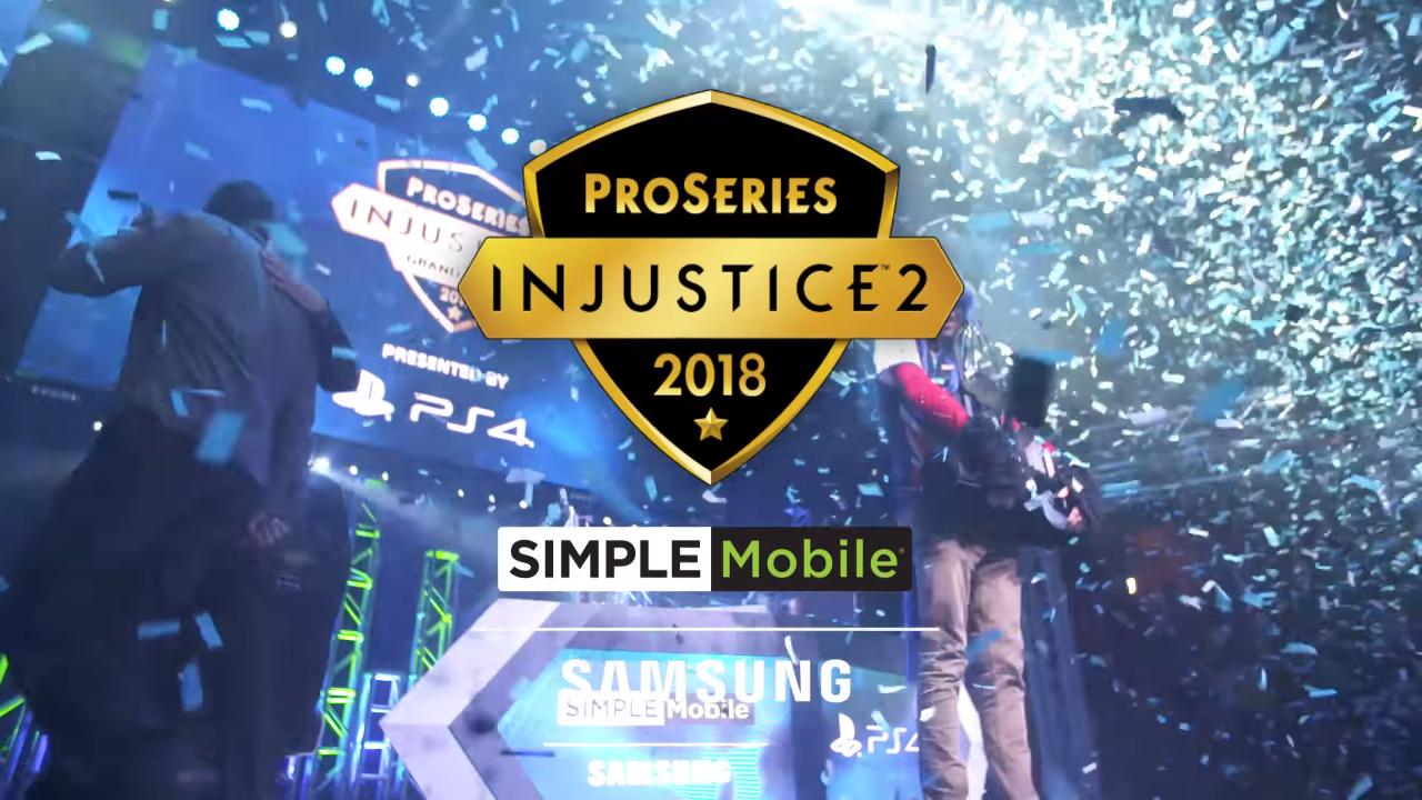 Anuncian la segunda temporada de Injustice 2 Pro Series