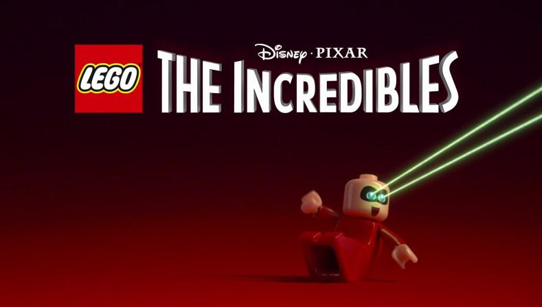 Anunciado el juego de LEGO de Los Increíbles.
