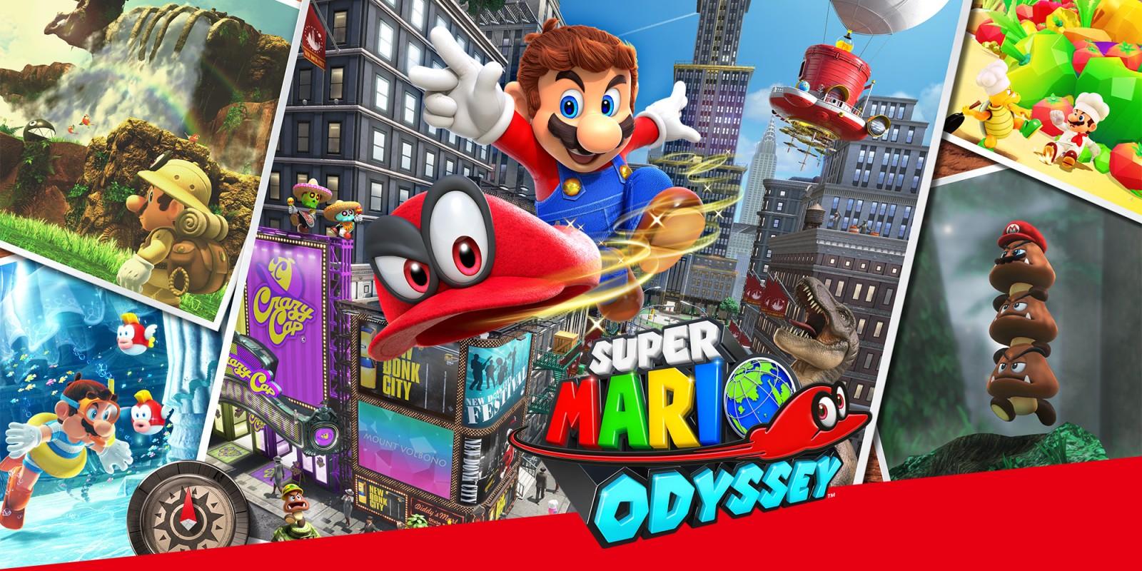 Los juegos más vendidos en Switch