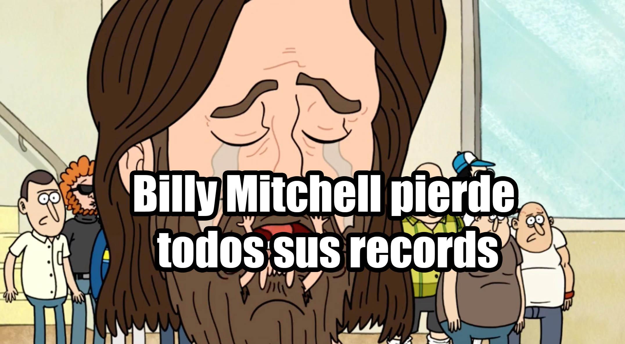 Los récords de Billy Mitchell son exterminados debido a un escándalo por trampas.