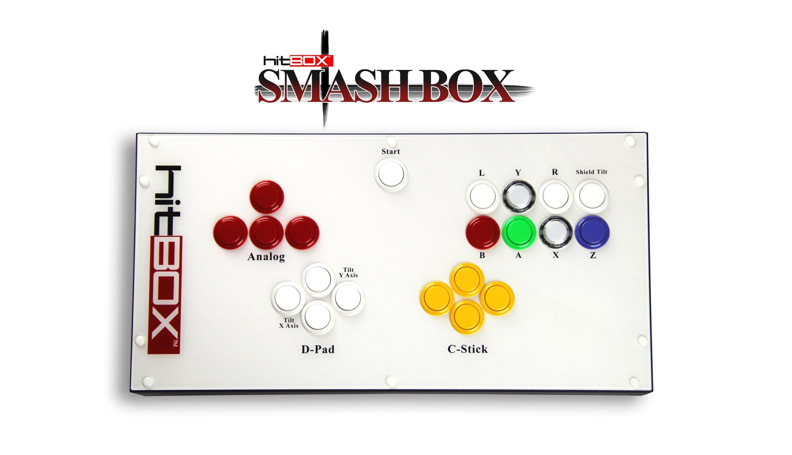 SmashBox será legal en EVO bajo 2 condiciones
