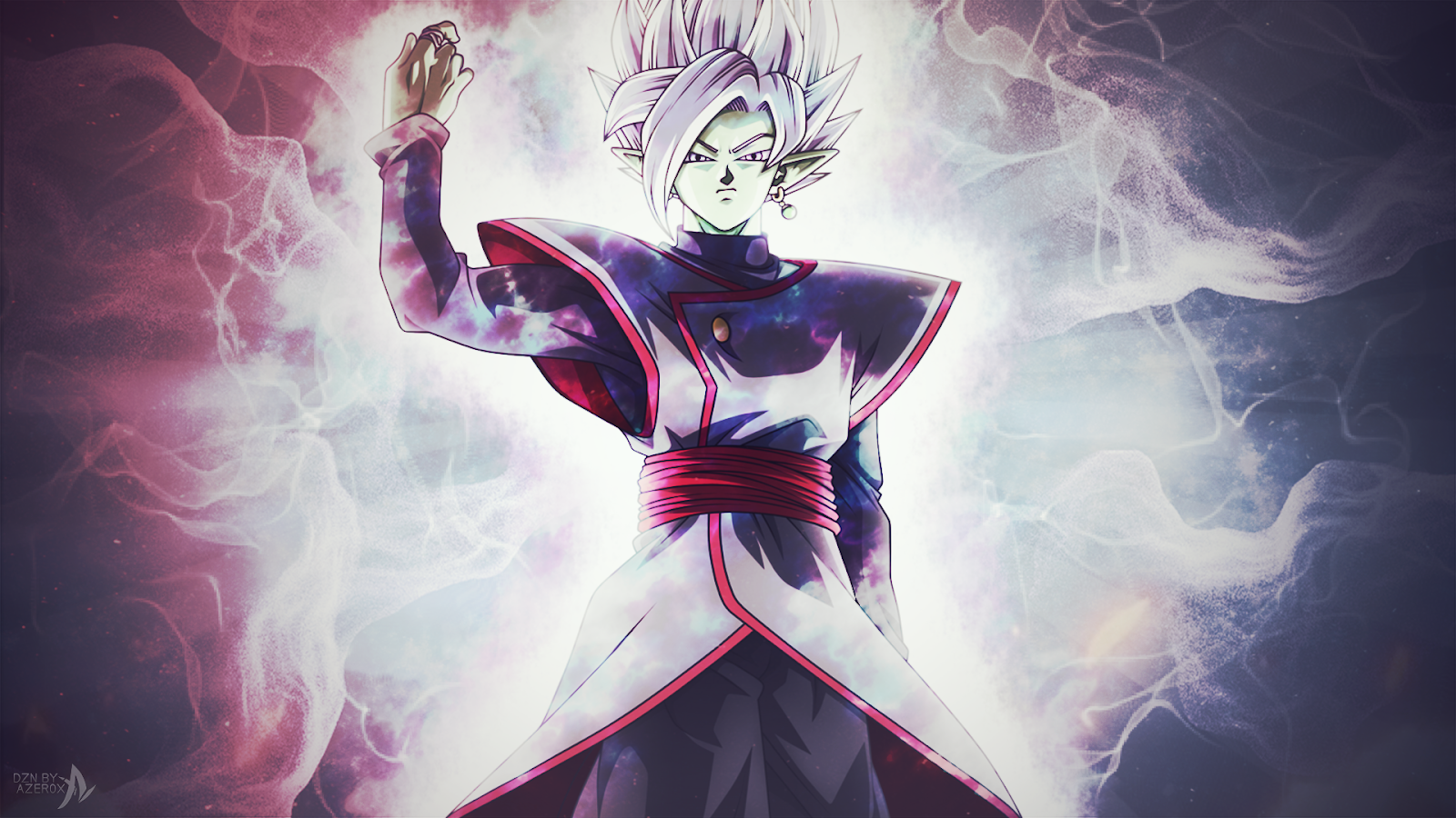 Zamasu fusionado será el próximo personaje para Dragon Ball FighterZ