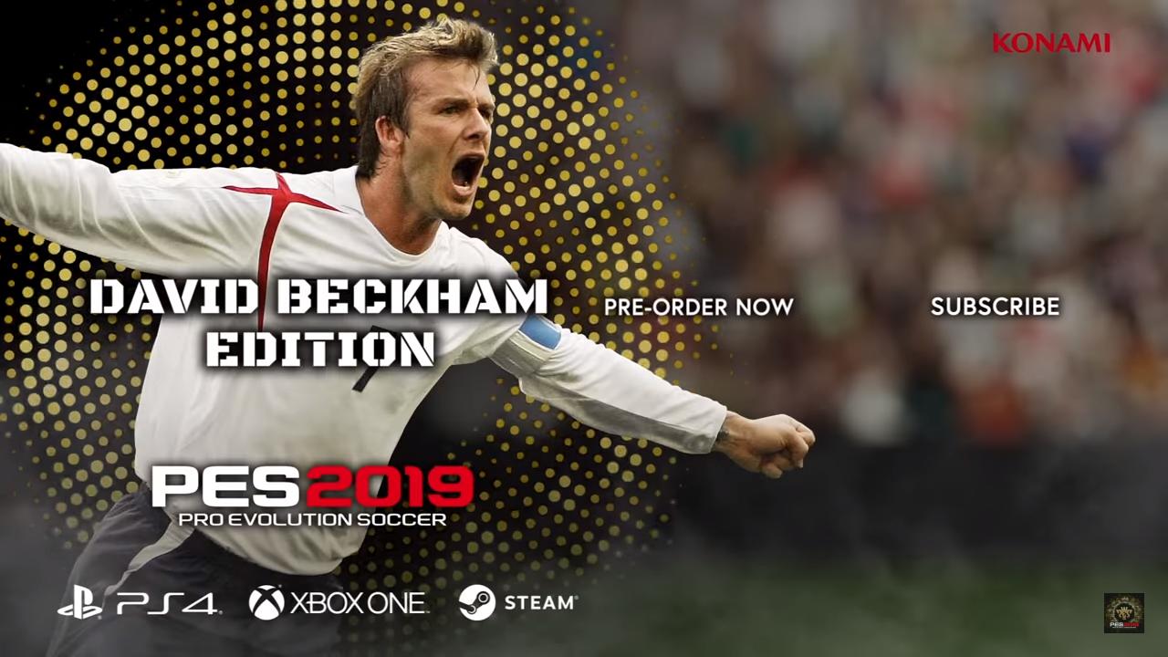 Pro evolution Soccer 19 demuestra el poder del Fútbol en su video trailer