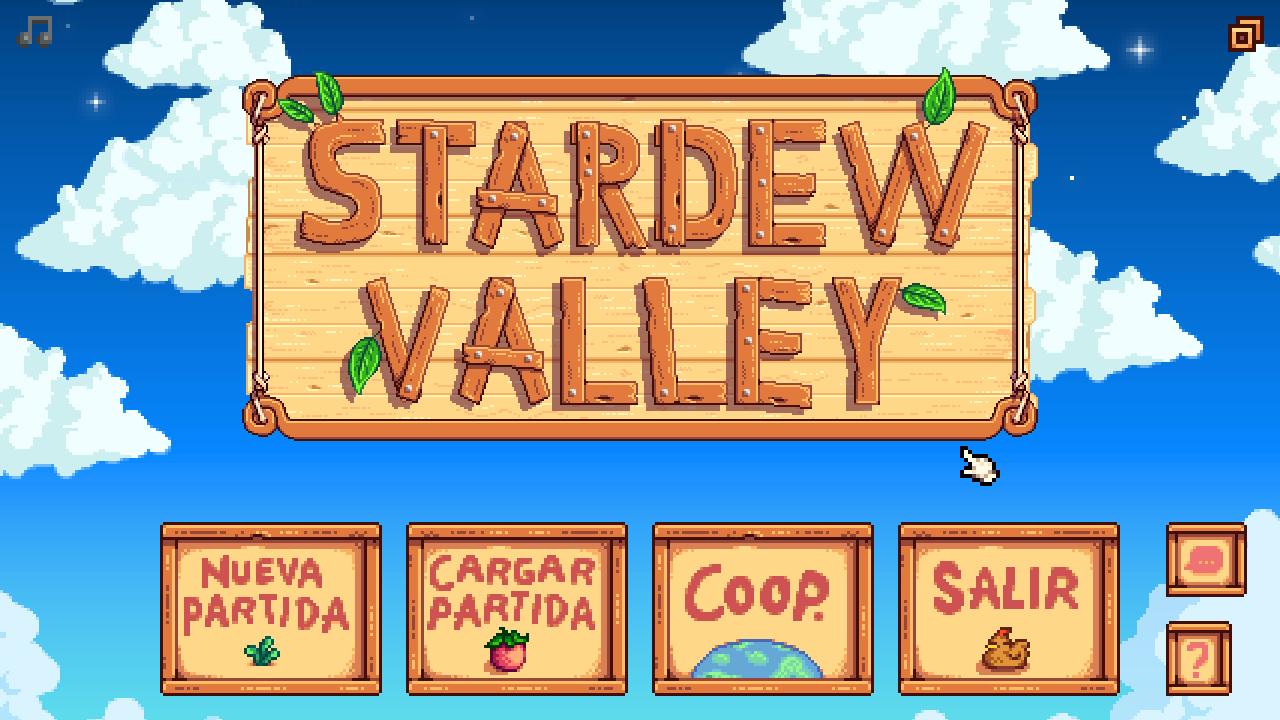 Ya puedes probar el multiplayer de Stardew Valley