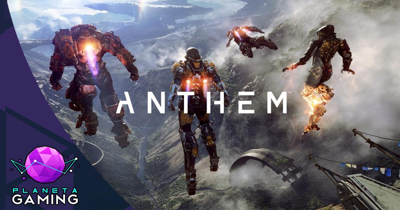 Anthem de BioWare se estrenará en PS4, Xbox One y PC el 22 de febrero de 2019.