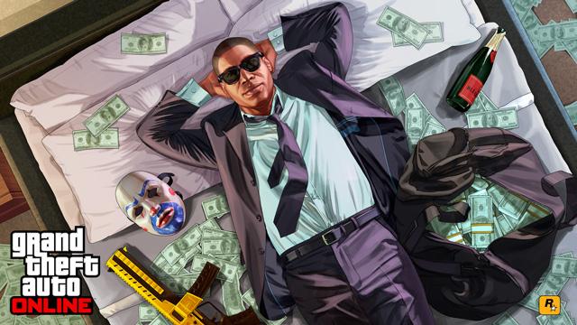 Debes logearte a GTA Online esta semana y la próxima para obtener $ 250,000 gratis en dinero de GTA