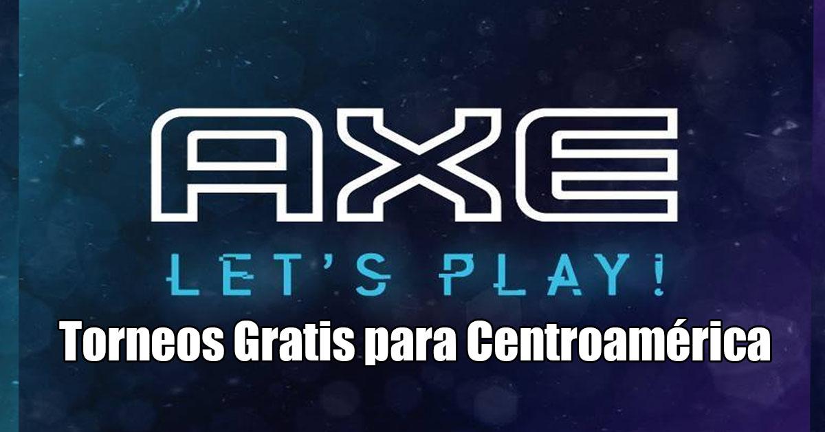 Axe incursiona en los E-sport Centroaméricanos.