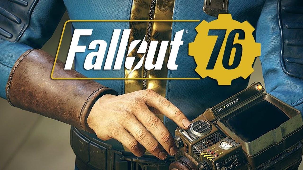 Un usuario de Fallout 76 fue baneado del juego por acumular munición