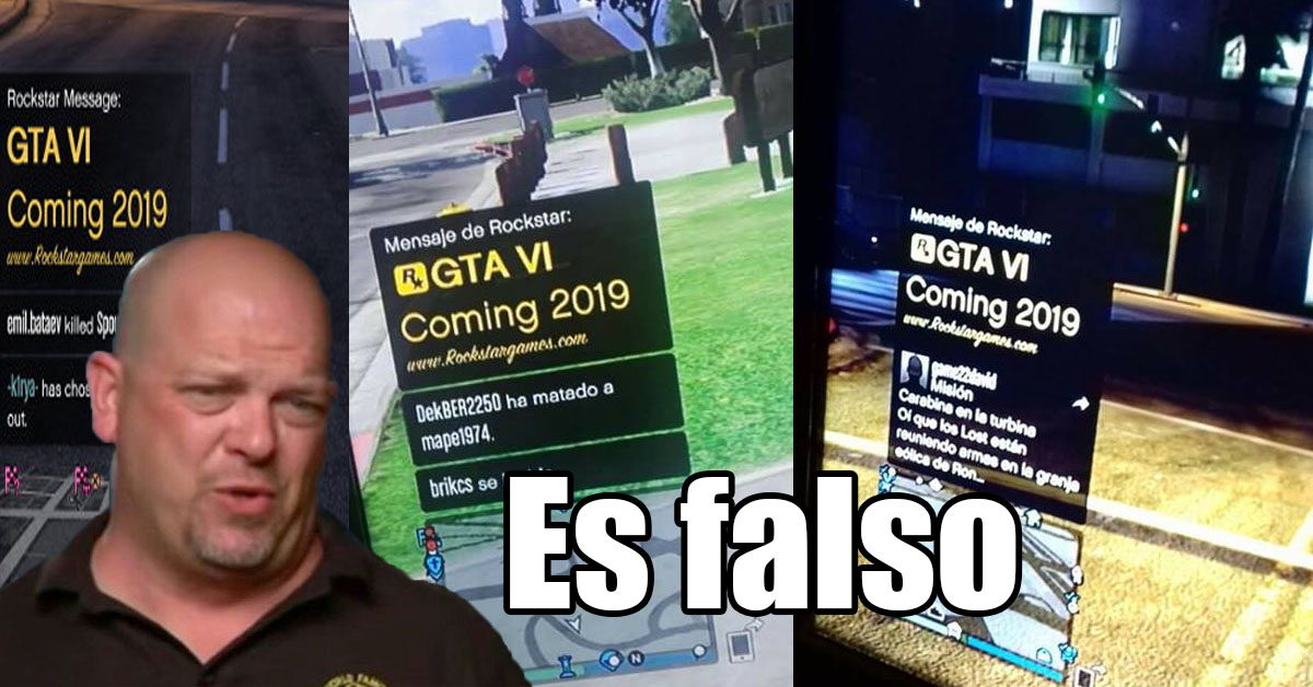 El extraño mensaje que confirmaba GTA 6 fue desmentido por Rockstar.