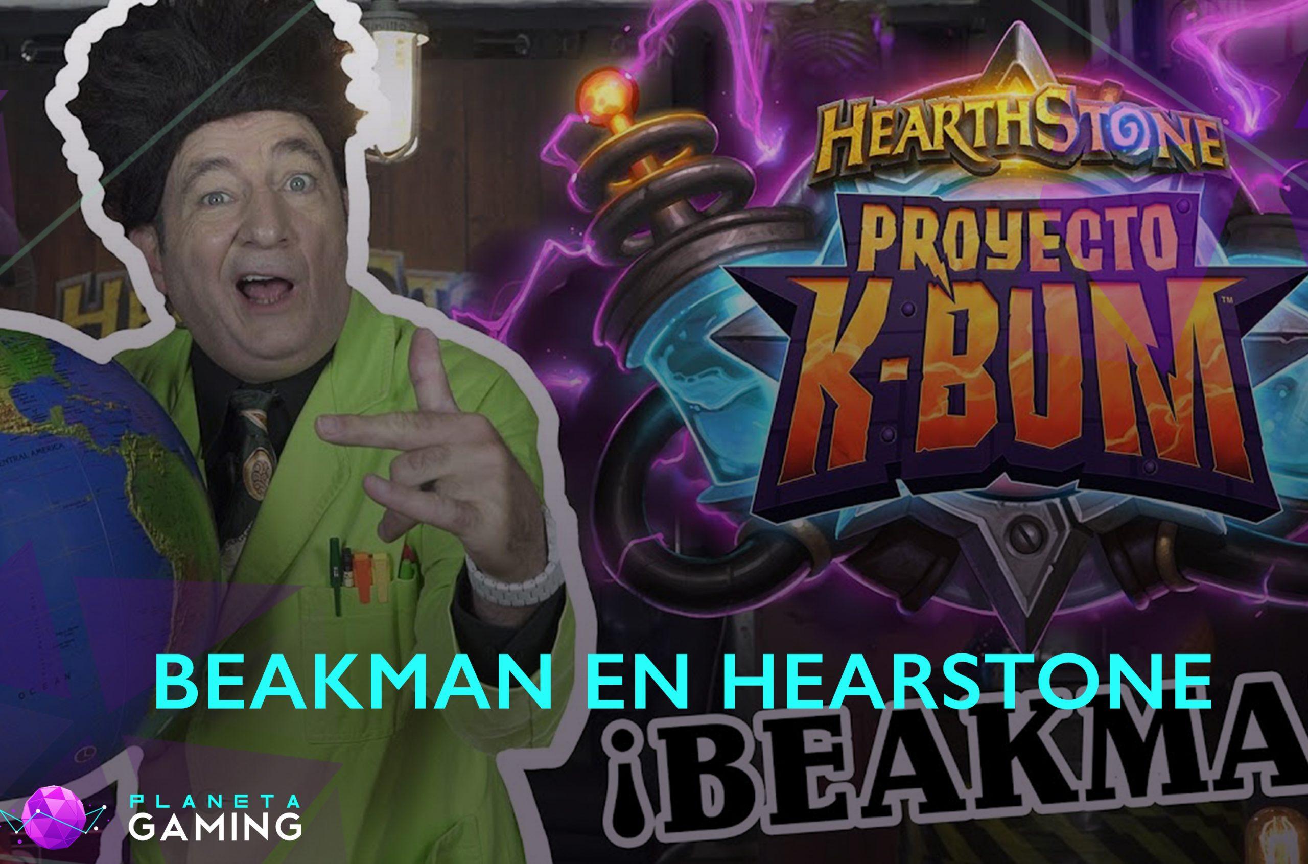 Beakman nos explica la nueva expansión de Hearthstone