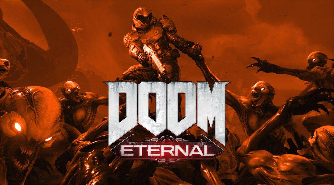 Aquí está el primer vistazo a DOOM Eternal.