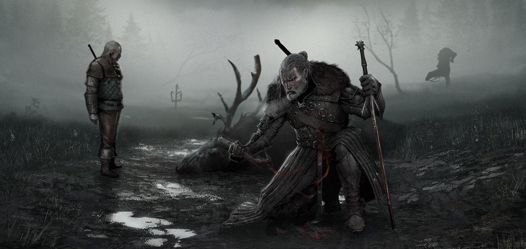 Ya tenemos Geralt of Rivia para The Witcher la serie de Netflix.