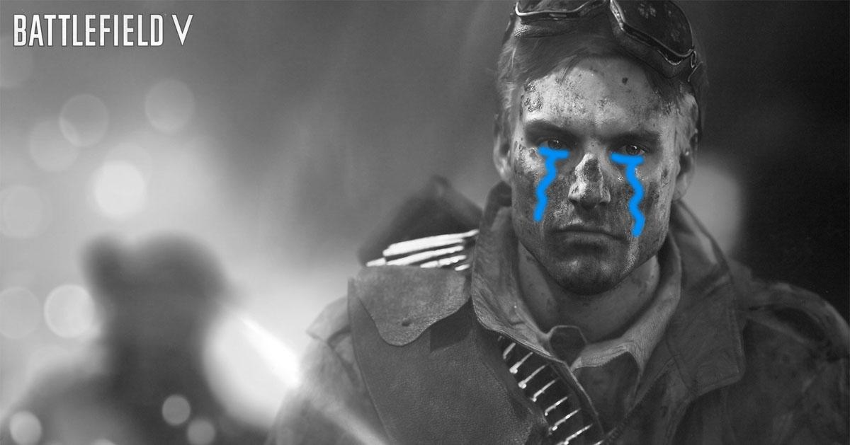 Battlefield V se retrasa.