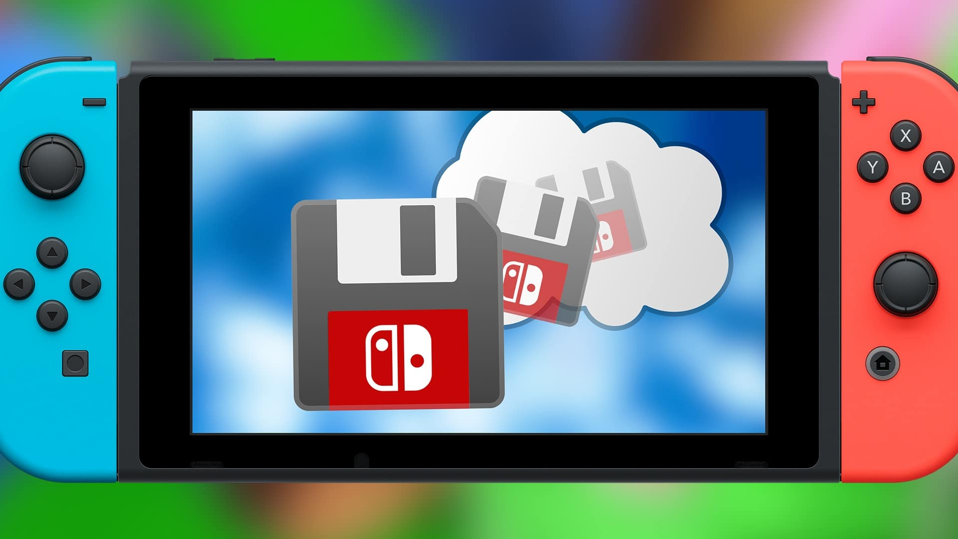 Nintendo borrara tus datos de la nube si no renuevas su servicio en linea.