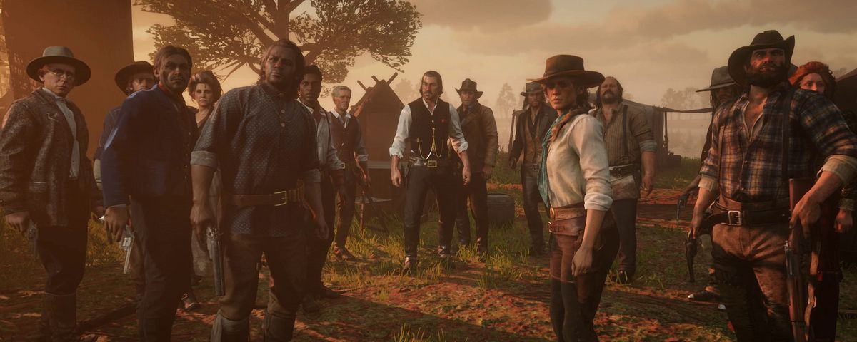 Rockstar podría haber utilizado más de 1.000 actores para Red Dead Redemption 2