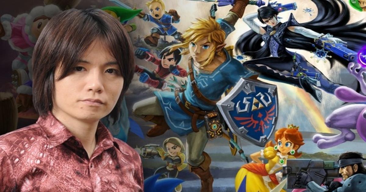 Masahiro Sakurai experimentó problemas de salud durante el desarrollo de Super Smash Bros. Ultimate