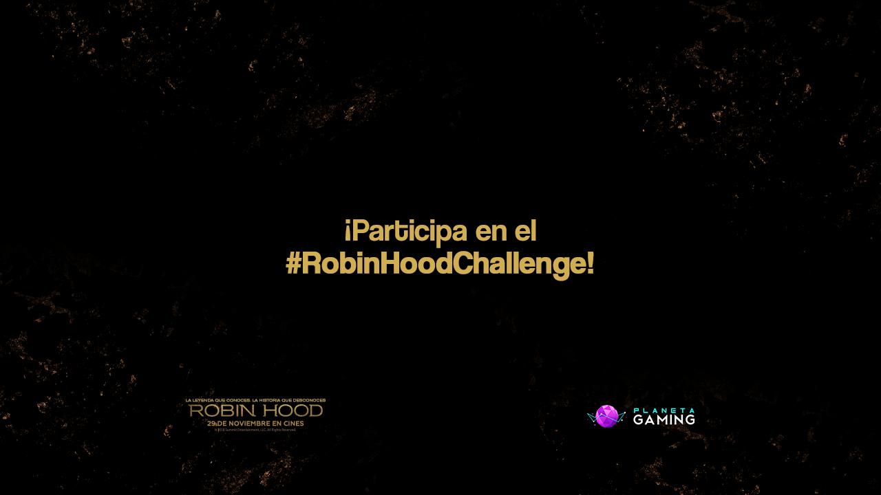 Participa en el Robin Hood Challenge y podrás ganar una de las 7 Gift card de 100 dólares.