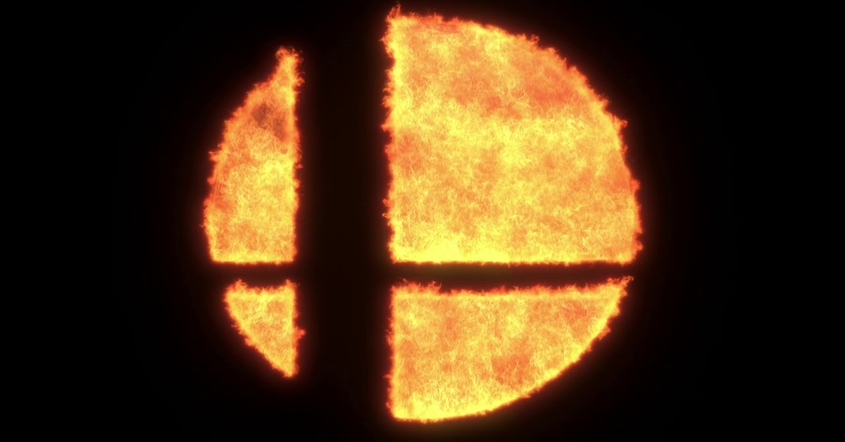 Creador de Super Smash Bros. revela el significado de su famoso logo