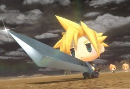 World of Final Fantasy Maxima Switch