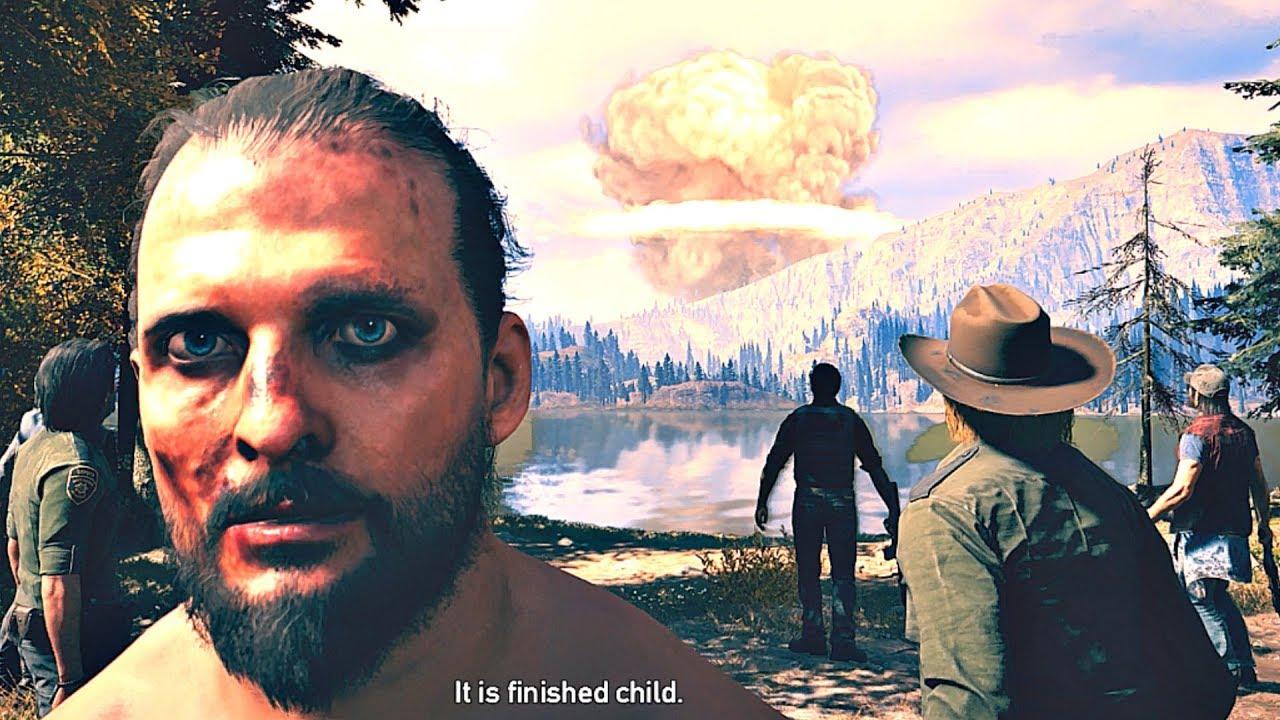 ¿Un Far cry post-apocalíptico?