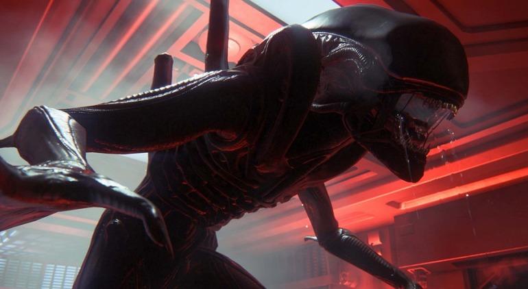 Se viene un nuevo juego para Alien