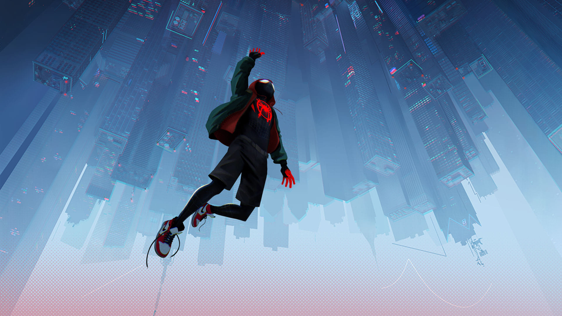Spider-Man: Into The Spider-verse fue ganadora en los Golden Globe Awards 2019