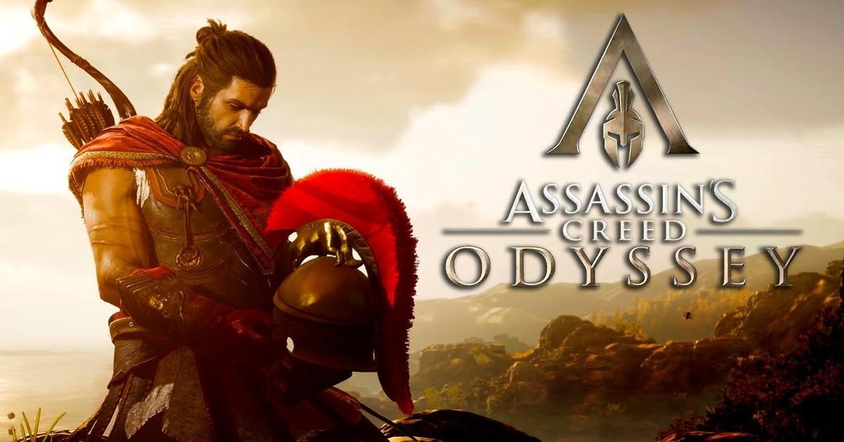 Assassin's Creed Odyssey te fuerza a ver un ad cuando abres el mapa