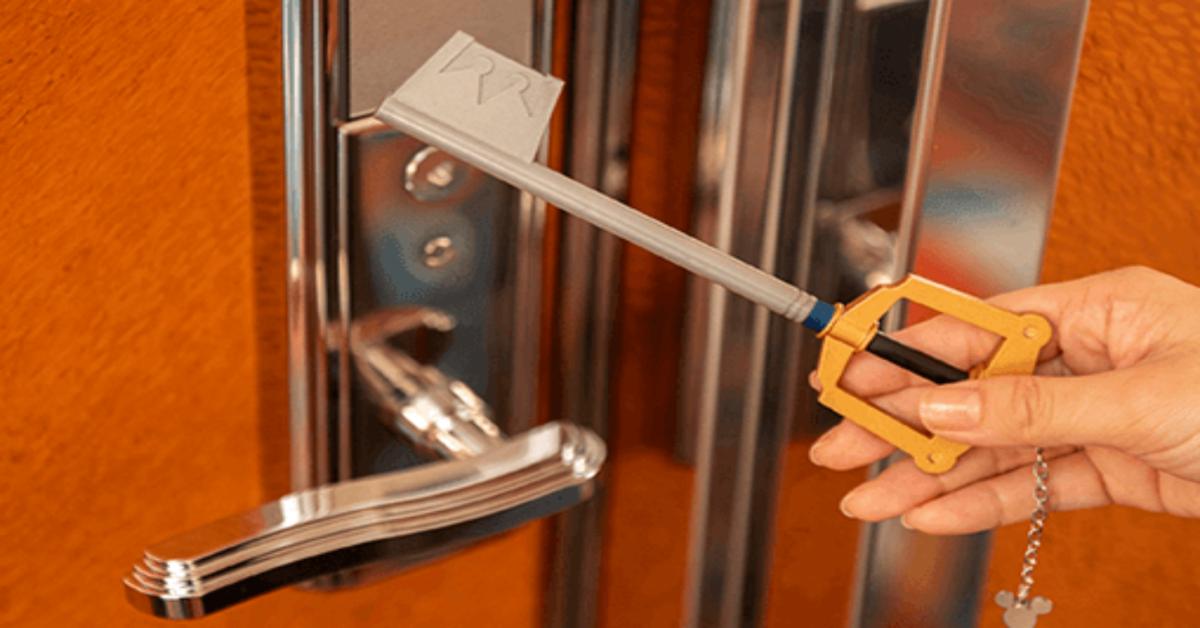 Tokyo Disney Hotel te dará una Keyblade de Kingdom Hearts para abrir la puerta de tu habitación