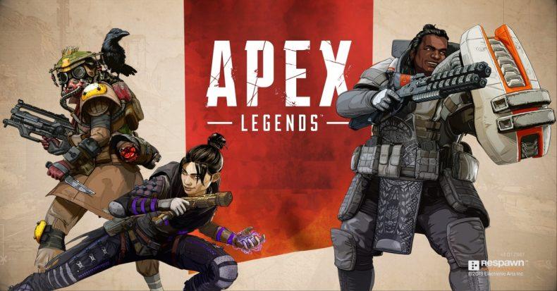 Apex Legends 2.5 Millions