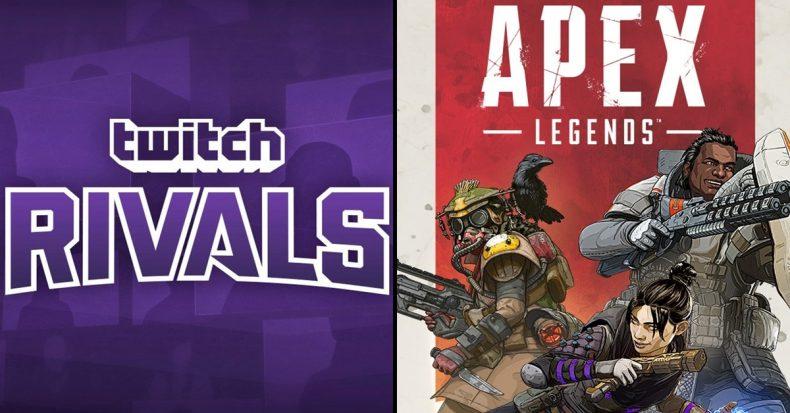 Twitch Rivals Apex Legends