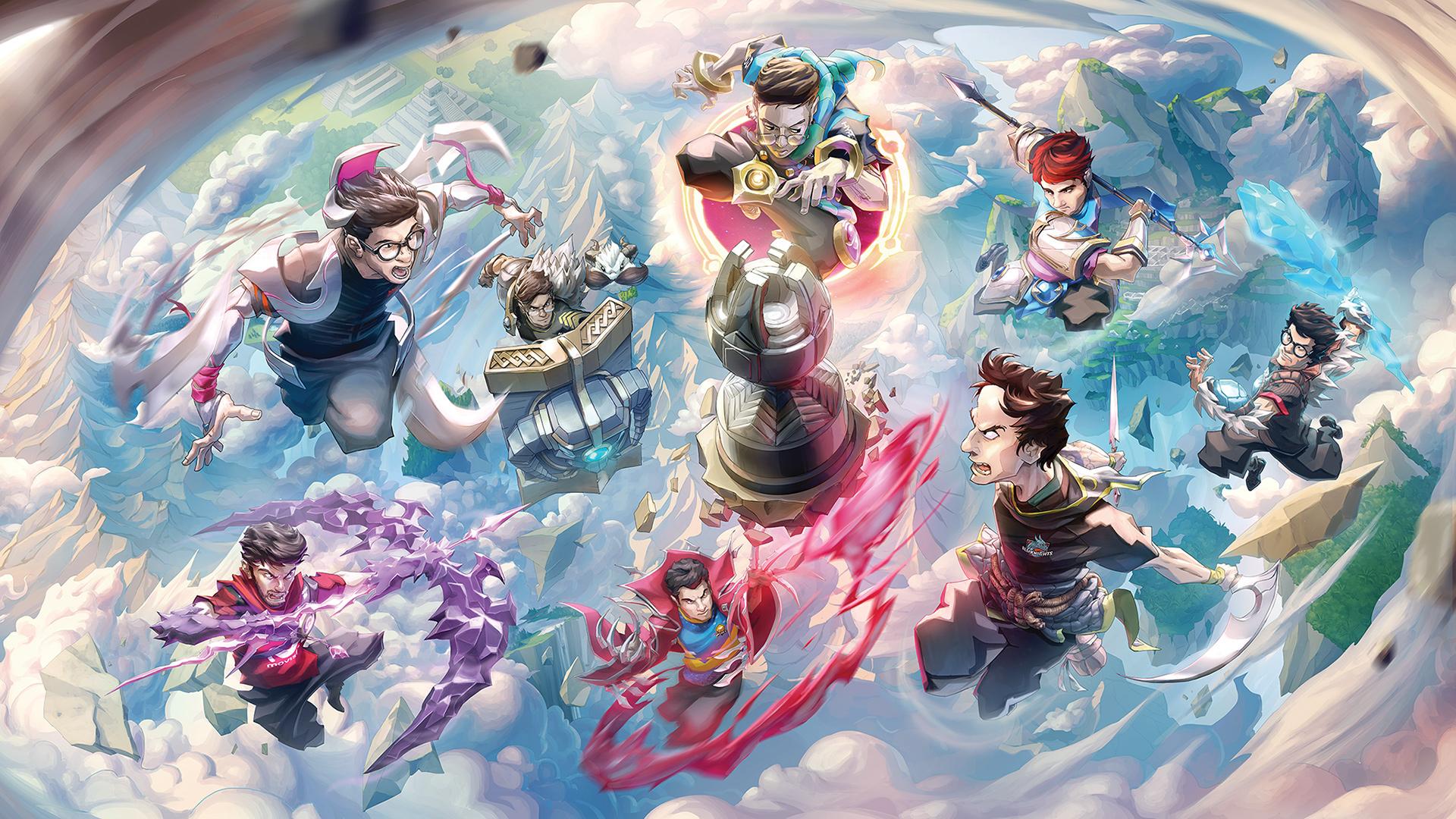 Ya están disponibles las entradas para la Liga Movistar Latinoamérica, de League of Legends.