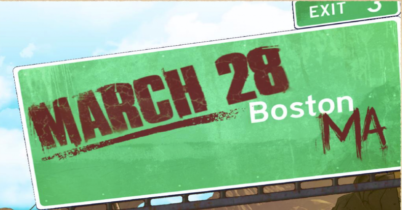 Borderlands 3 28 march