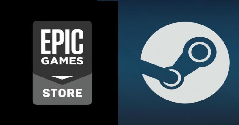 Epig Games Store Steam data steal