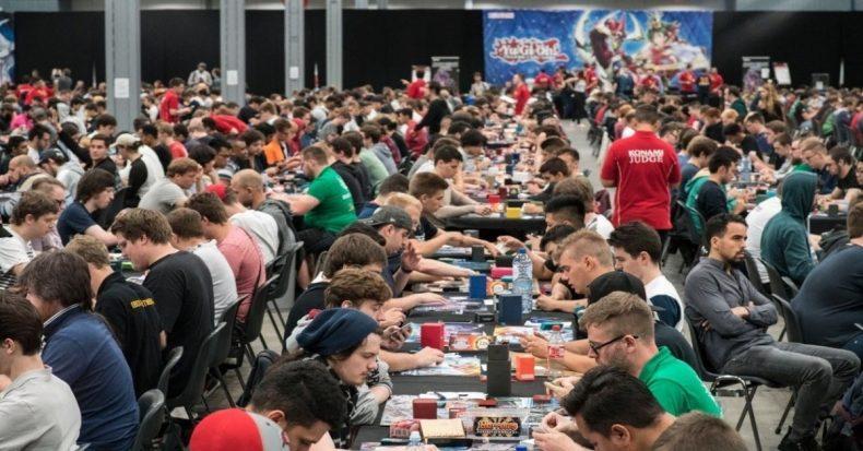 Yu-Gi-Oh! dirty players rule