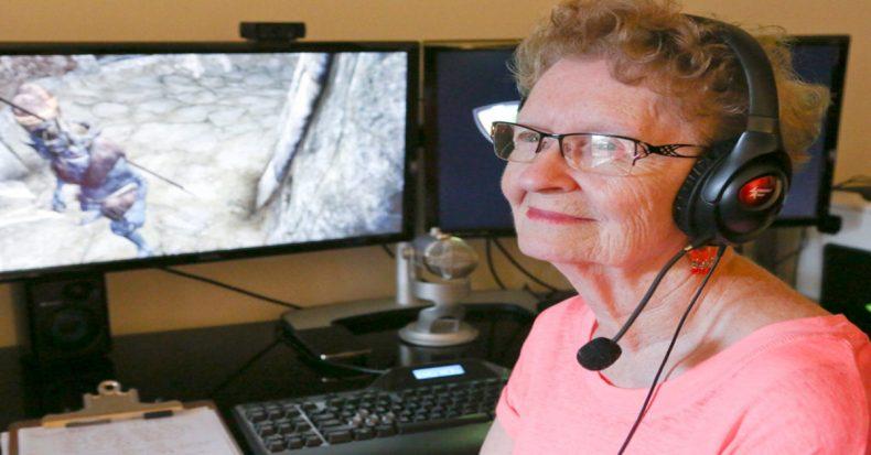 Shirley Curry The Elder Scrolls