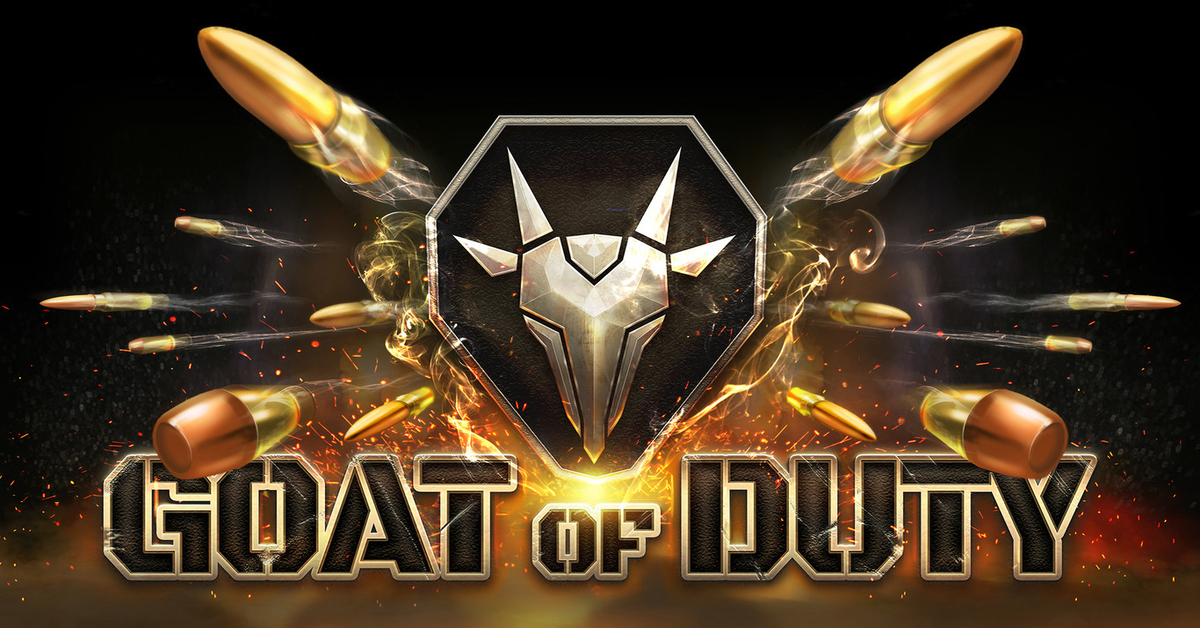Goat of Duty, un FPS protagonizado por cabras, llegará próximamente a Steam