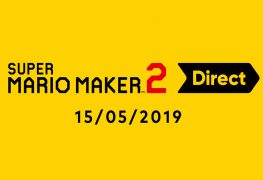 Nintendo Direct Super Mario Maker 2