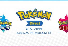 Pokémon Nintendo Direct June